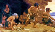 Археологи: древние люди выбирали материал для орудий осознанно