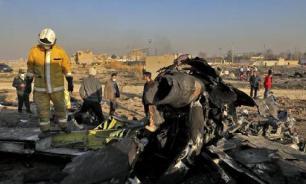 В Иране арестовали виновных в крушении украинского самолета
