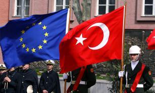 Германия снова разрушает мечты Турции о Евросоюзе