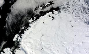 Загадочная дыра в Антарктиде удивила канадских ученых