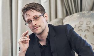 """Сноуден заявил о """"темных временах для прессы"""""""
