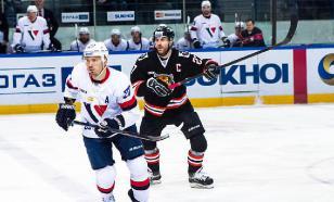 Российский хоккеист Гусев признан одной из звезд дня в НХЛ