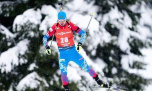 Логинов завоевал серебро в гонке преследования на этапе Кубка мира
