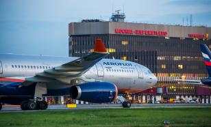 """В Шереметьеве объяснили панику из-за самолета """"Аэрофлота"""""""