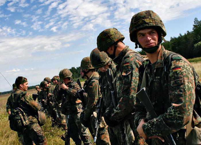 В немецкой армии стало больше несовершеннолетних