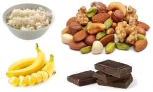 Продукты питания, помогающие улучшить настроение