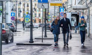 Московский индекс самоизоляции начал снижаться