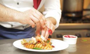Шеф-повар рассказал о блюдах на президентских приемах
