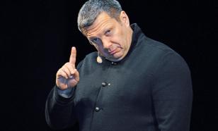 """""""Как там Госдеп?"""": Соловьев прокомментировал беспорядки в США"""