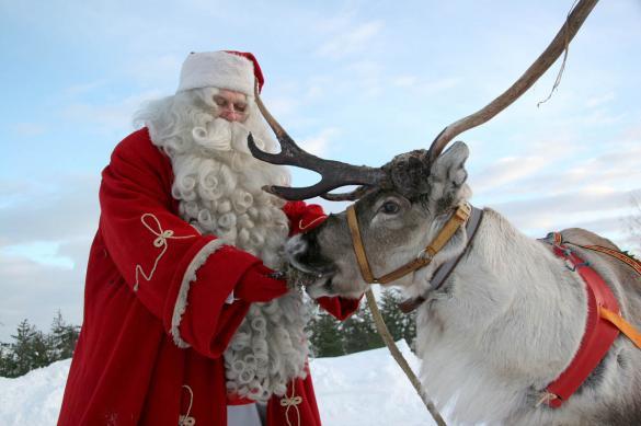 Дед Мороз объявил о начале продаж туров на Новый год