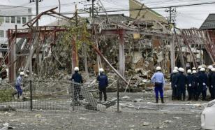 При взрыве в Фукусиме пострадали минимум одиннадцать человек