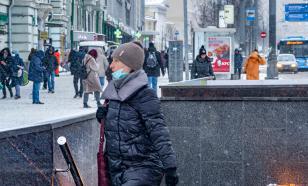 Январь этого года стал самым холодным за последние 15 лет