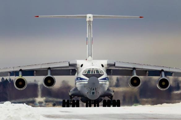 Шойгу послал ИЛ-76 тушить пожар в Мордовском заповеднике