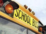 В США столкнулись два школьных автобуса и два автомобиля