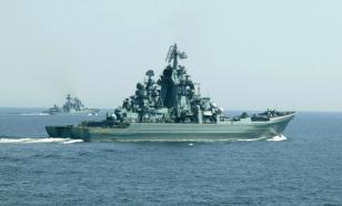 Михаил НЕНАШЕВ — о Дне Военно-морского флота России