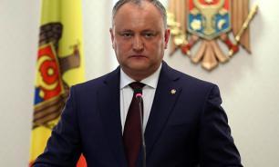 Додон отменил декрет и.о. премьера о роспуске парламента Молдавии