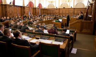 Сейм Латвии отметил годовщину Евромайдана специальной резолюцией