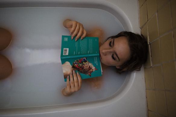 Лечим душу и тело в целебной ванне