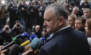 """Президент Молдавии рассказал, зачем Запад поддерживал """"коррумпированное правительство"""" страны"""