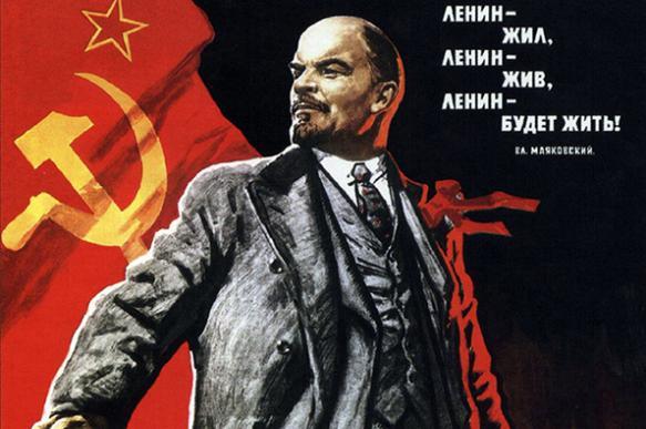 Ликвидация Отечества: Ленин сам заложил бомбу под СССР