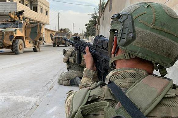Турция обвиняет курдов в нарушении перемирия в Сирии