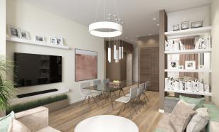 """""""Галс-Девелопмент"""" предлагает отделку апартаментов всего за 130 дней"""