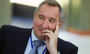 Рогозин рассказал Путину, когда Россия вернётся на Луну