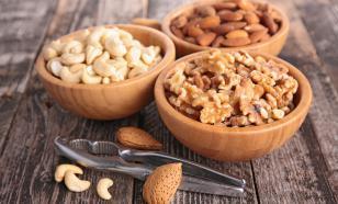 Диетолог расскажет о пользе орехов - от кукуи до лещины