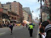 Очевидец теракта в Бостоне случайно сделал снимок вероятного преступника
