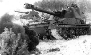 """""""Акация"""" крушила вражеские танки на расстоянии в семь километров"""