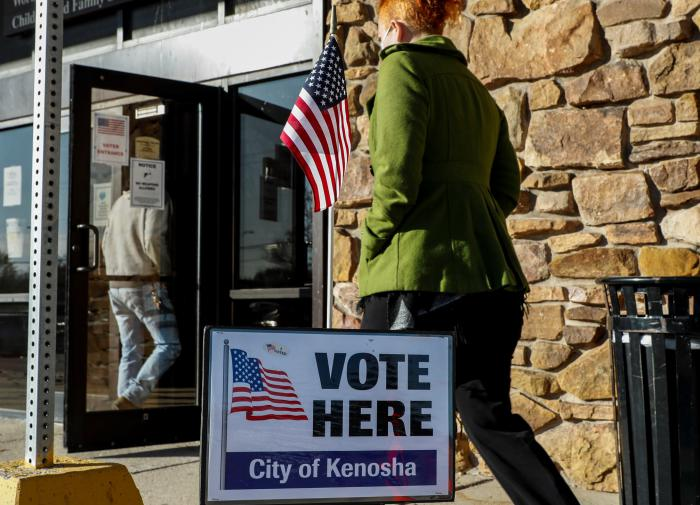 Выборы в США: пока лидирует Байден, но Трамп не сдаётся