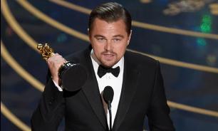 """Леонардо Ди Каприо получил """"Оскар"""" за роль в фильме """"Выживший"""""""