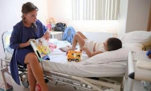 Избитую девочку из Ингушетии выпишут из больницы к Новому году