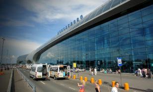 Из московского аэропорта Домодедово выгнали около 300 мигрантов