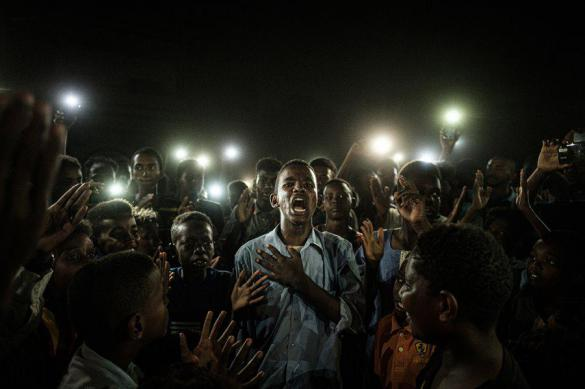 Снимок протестов в Судане выиграл конкурс World Press Photo
