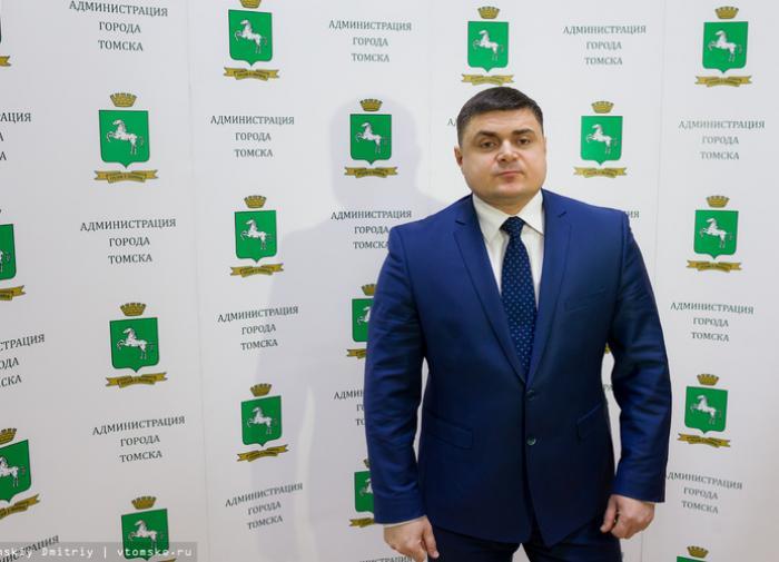 Томский вице-мэр ушел в отставку из-за подозрений во взяточничестве