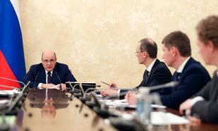 """Почти круглосуточно: Мишустин о """"пандемийной"""" работе правительства"""