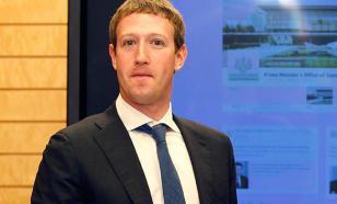 """Цукерберг извинился за """"падение"""" соцсетей"""