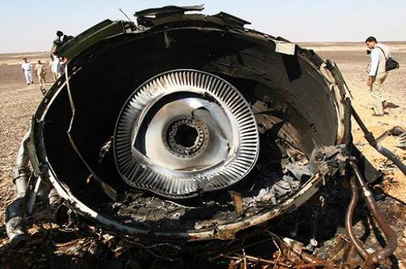 """Первые данные с """"черных ящиков"""" А321 не подтверждают версию о внешней атаке"""