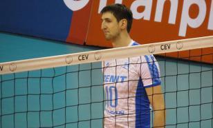 Волейболист Вольвич раскритиковал журналиста Соловьева