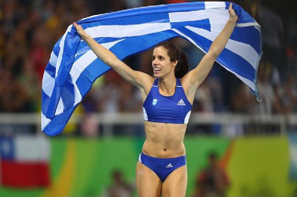 Греческая чемпионка раскритиковала USADA за нападки на Россию