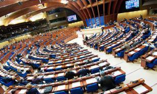 Полномочия российской делегации в ПАСЕ оспорили