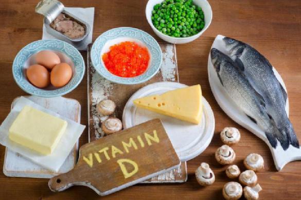 Врачи советуют принимать витамин D на самоизоляции