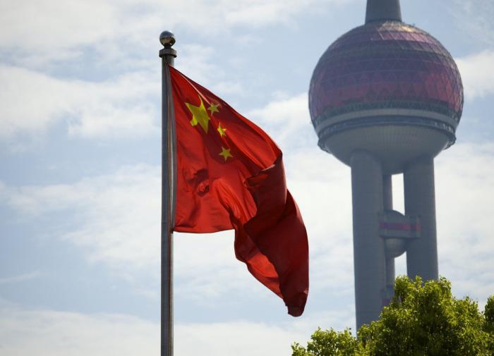 Восстановление экономики Китая замедлилось - Bloomberg