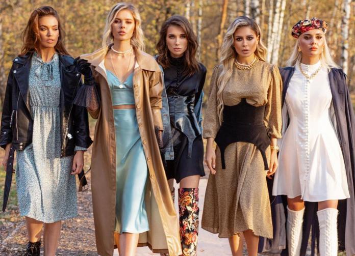 Дизайнер Белла Потёмкина сбежала в лес со своей модной коллекцией