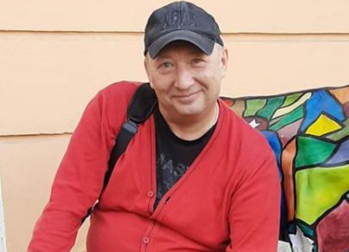 Юрий Гальцев напутствовал внука перед армией