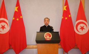 Китай: действия США могут привести к милитаризации космоса