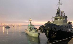 Россия отказалась участвовать в слушаниях по делу задержанных украинских моряков