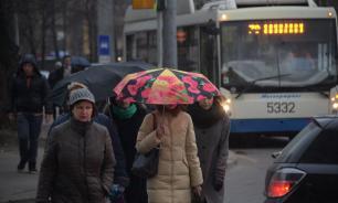 Синоптики: в Москве бабье лето не предвидится