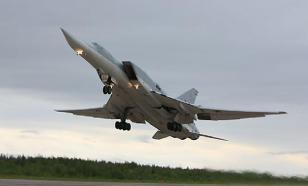 Дальняя авиация совершила плановые полёты в Мурманской области